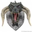 Dungeons & Dragons Black Dragon Trophy Plaque